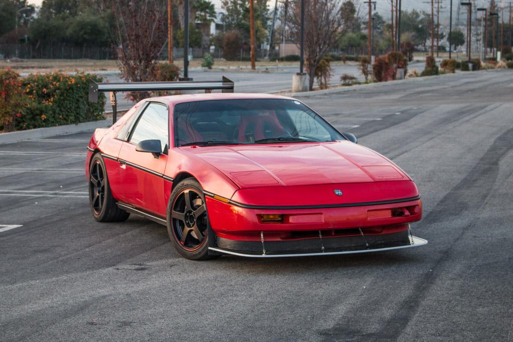 1988 Pontiac Fiero Steven T Snyder