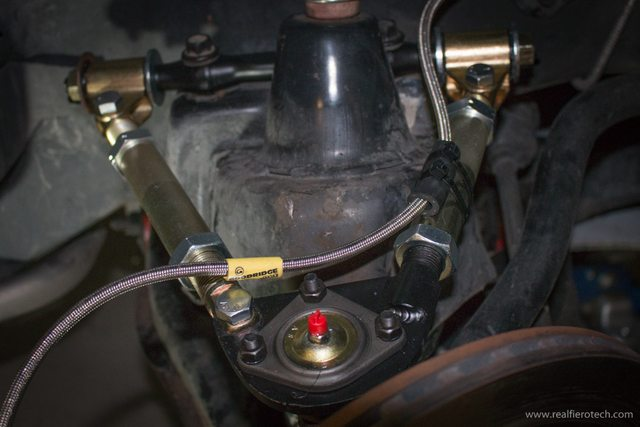 1988 Fiero Adjustable Upper Control Arm