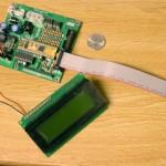 ScanDash PCB and LCD