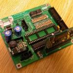 ScanDash Assembled PCB